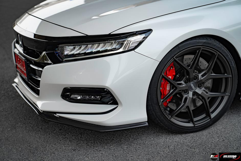2020 Honda Accord Turbo Modify