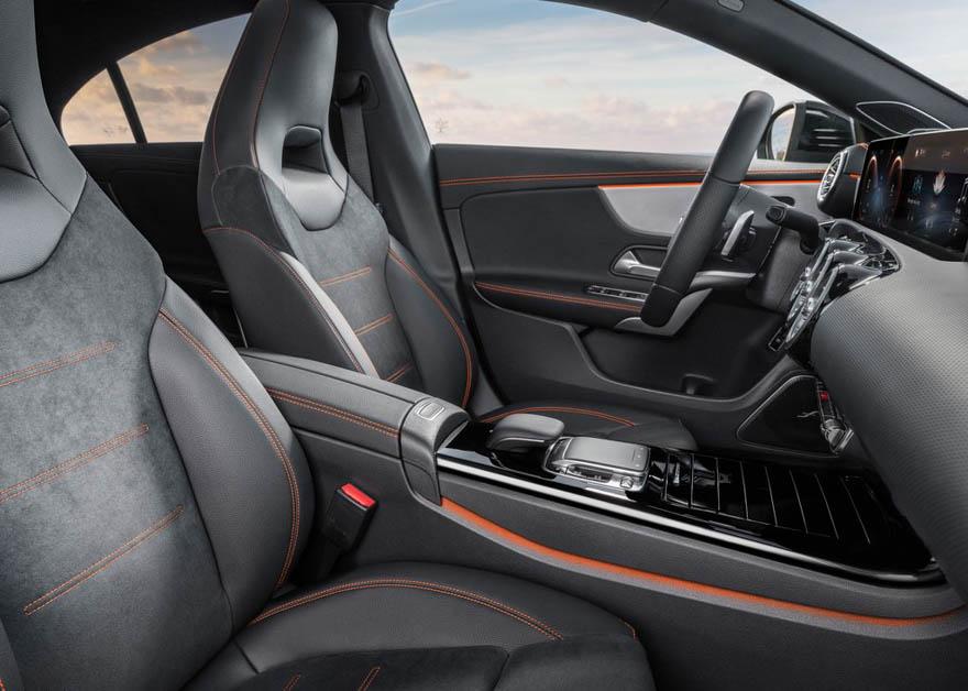 2020 Mercedes-Benz CLA New Car