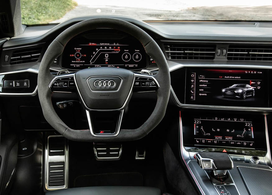 2021 Audi RS7 Sportback New Car