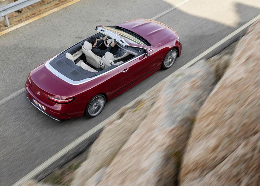 2021 Mercedes-Benz E 200 Cabriolet New Car