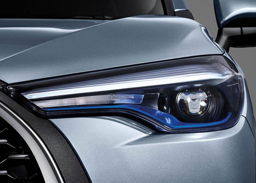 2021 Toyota Corolla Cross Modified Car