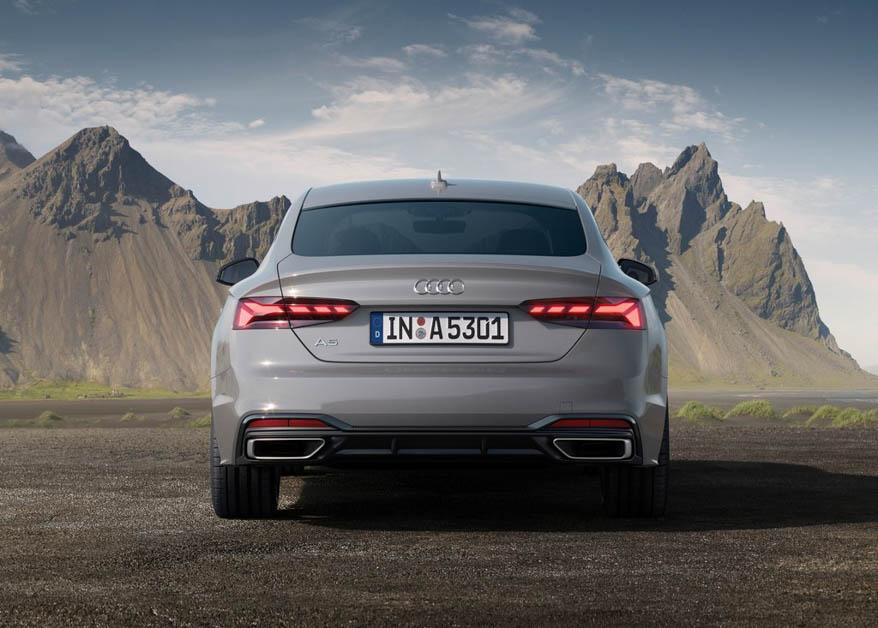 Audi A5 Sportback New Car