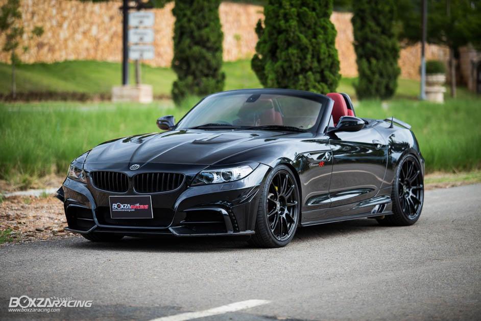 BMW Z4 Modificaition