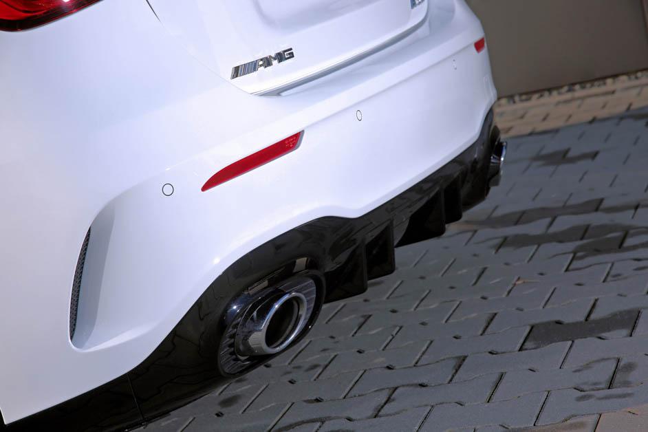 Posaidon Mercedes A35 AMG