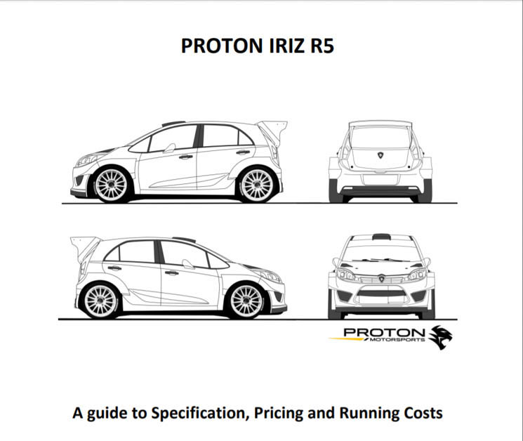 Proton Iriz R5