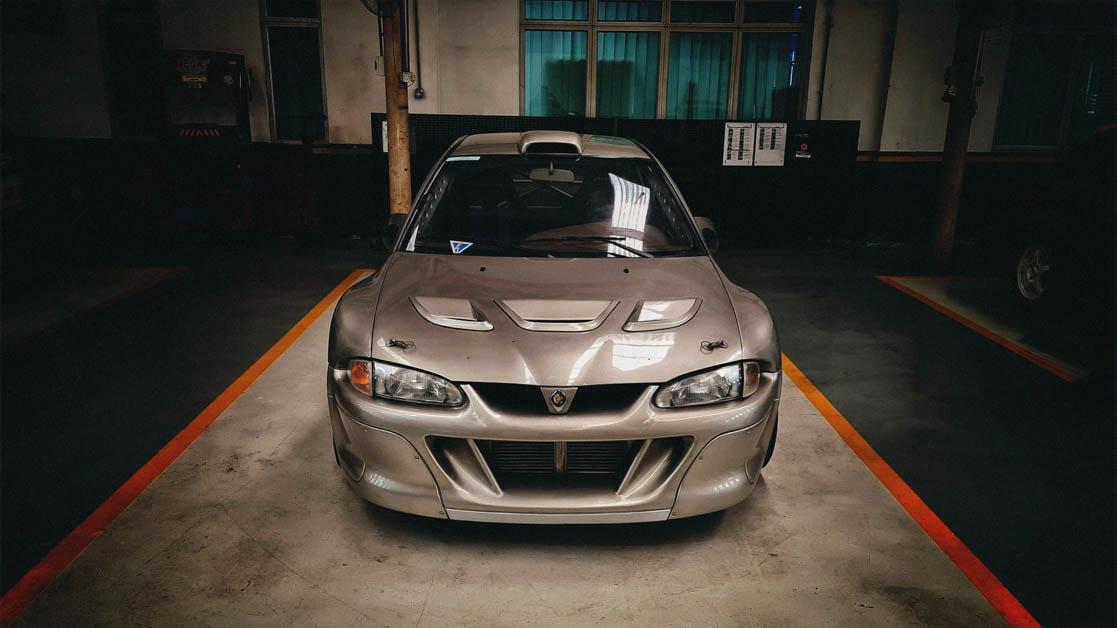 Proton Putra WRC