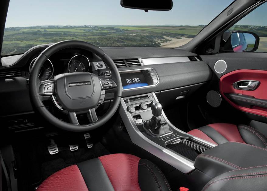 Range Rover Evoque Used Car