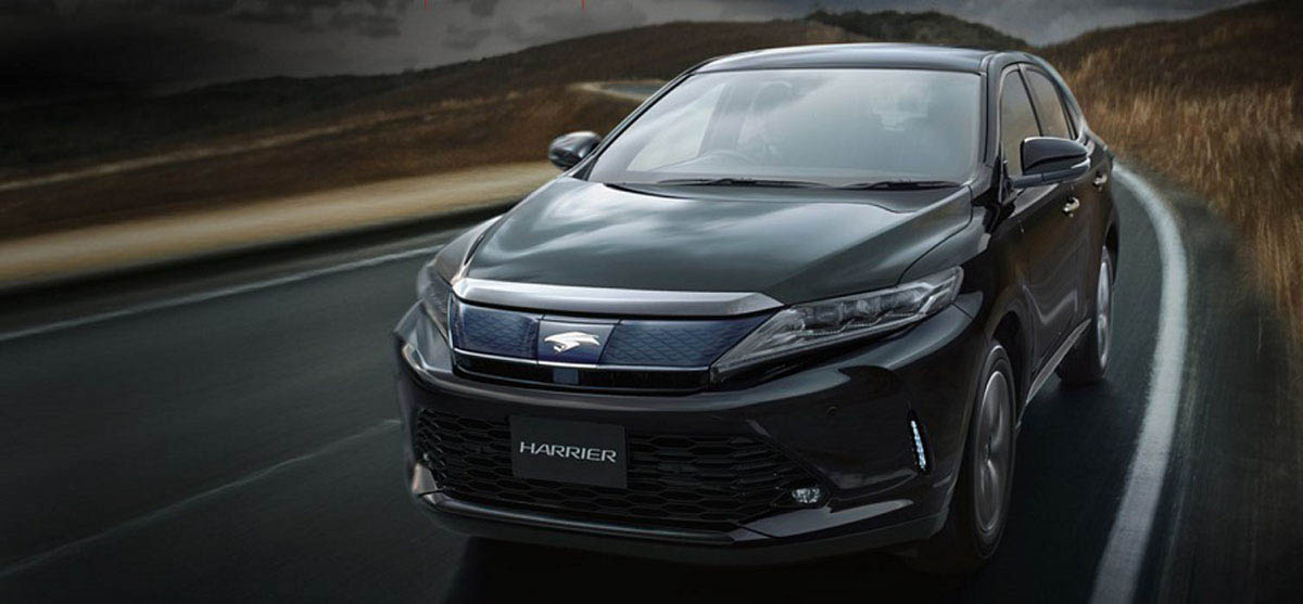 Toyota Harrier Used Car