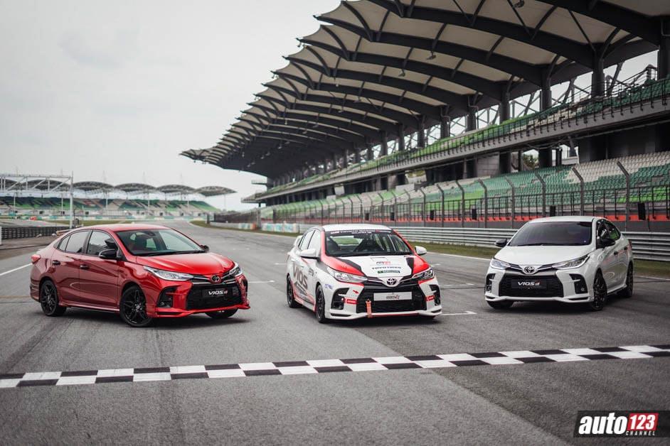Toyota Vios GR-S