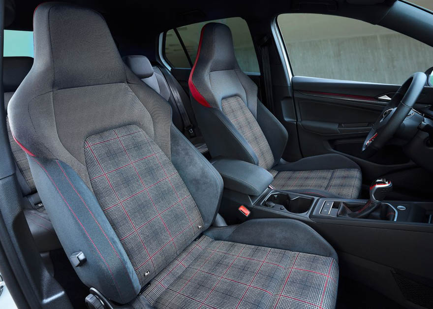Volkswagen Golf GTI MK8 New Car