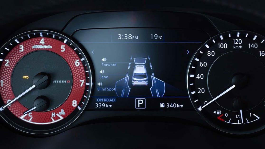 2021 Nissan Patrol Nismo New Car