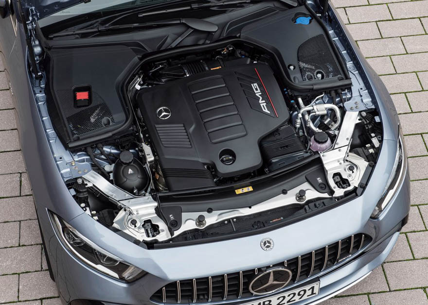 2022 Mercedes-AMG CLS53 New Car