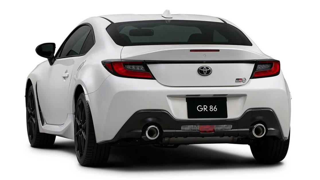 2022 Toyota GR86 Preview