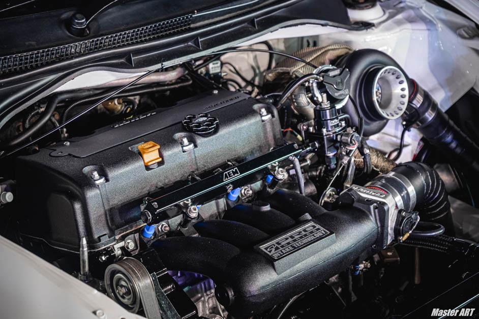 Honda City 607PS