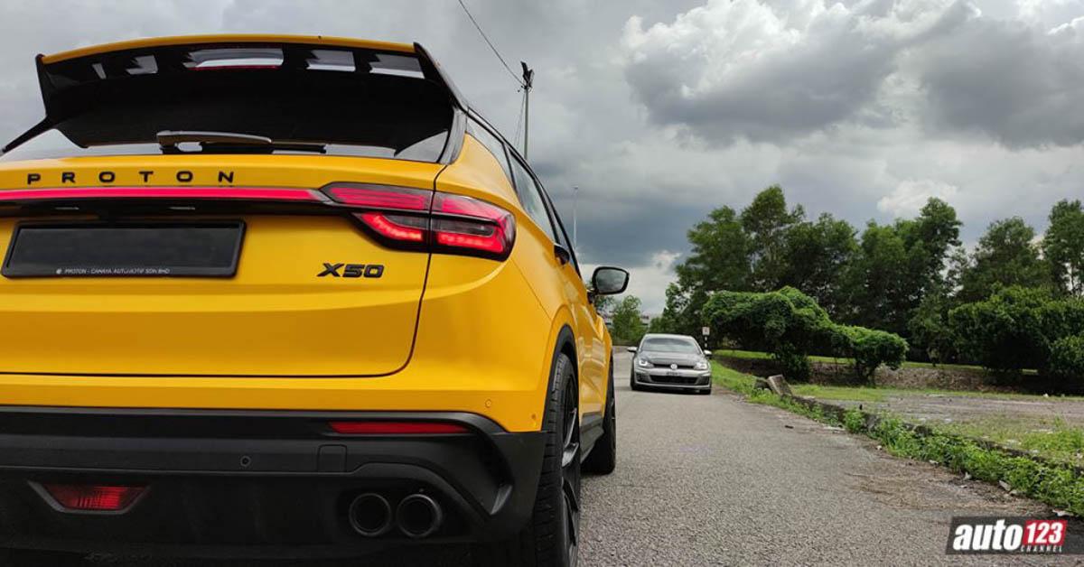 Proton X50 New Car Delayed