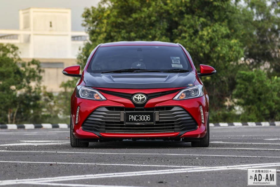 Toyota Vios Gen 3 Used Car for youngsters