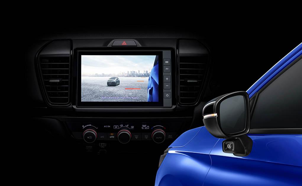 2021 Honda City Hatchback i-MMD