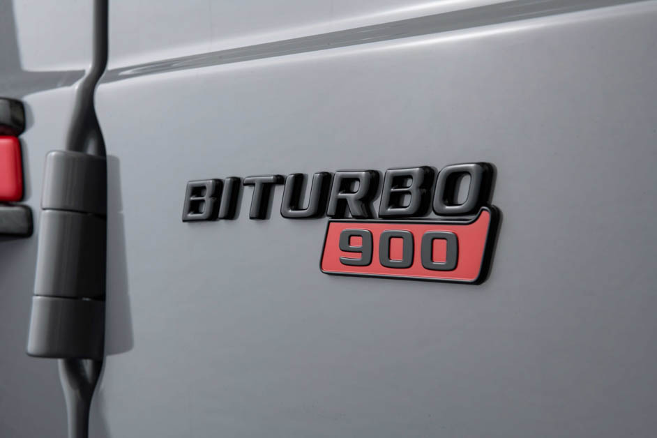 Brabus Rocket 900 AMG G63