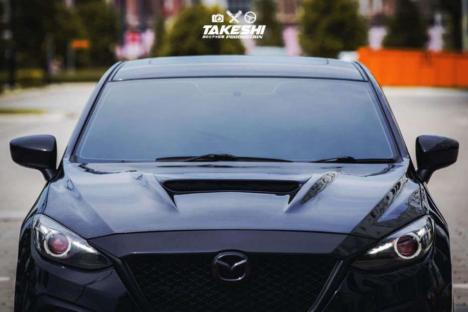 Mazda 3 BM Modification