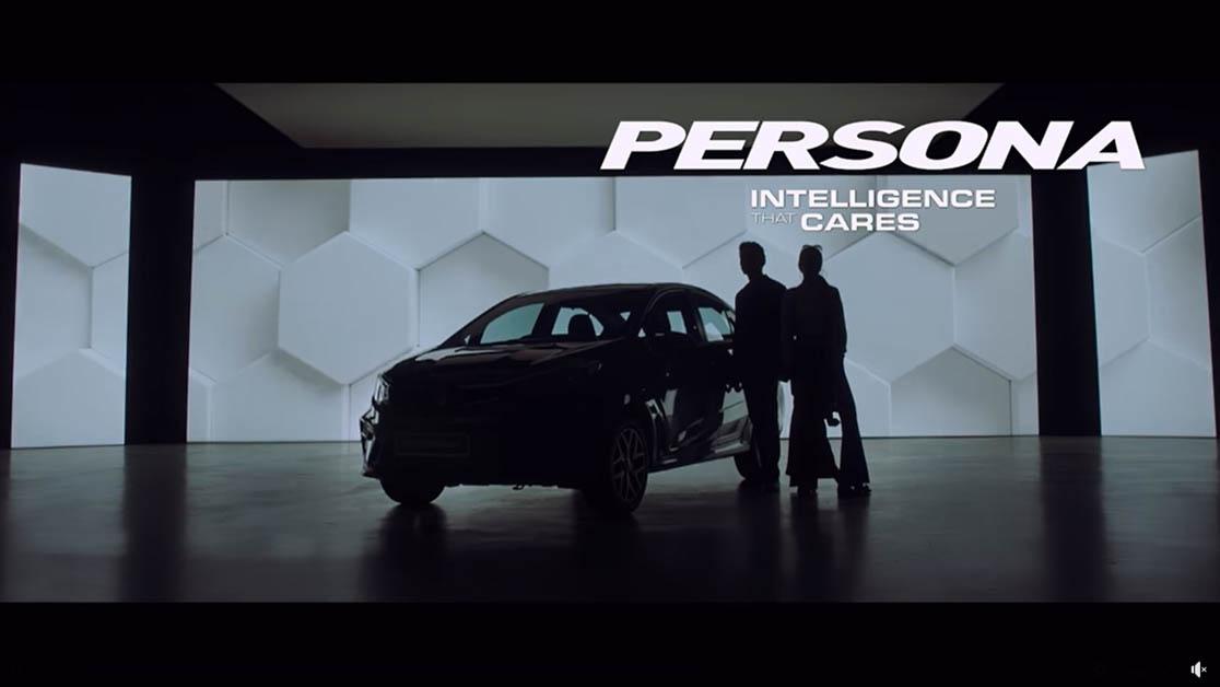 2021 Proton Iriz & Persona