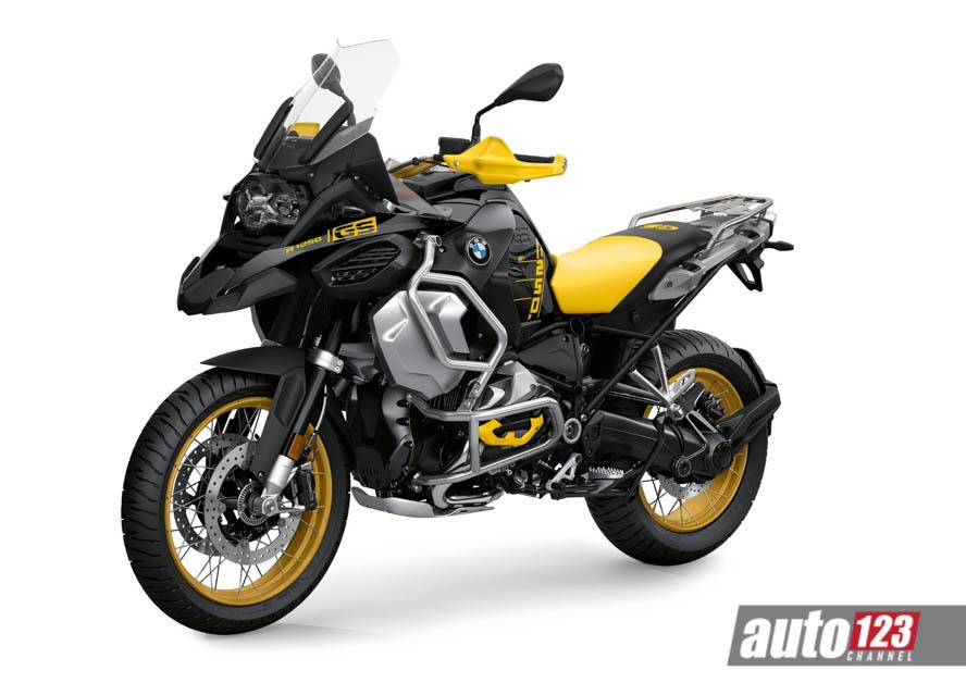 BMW 310 R1250 GS C400