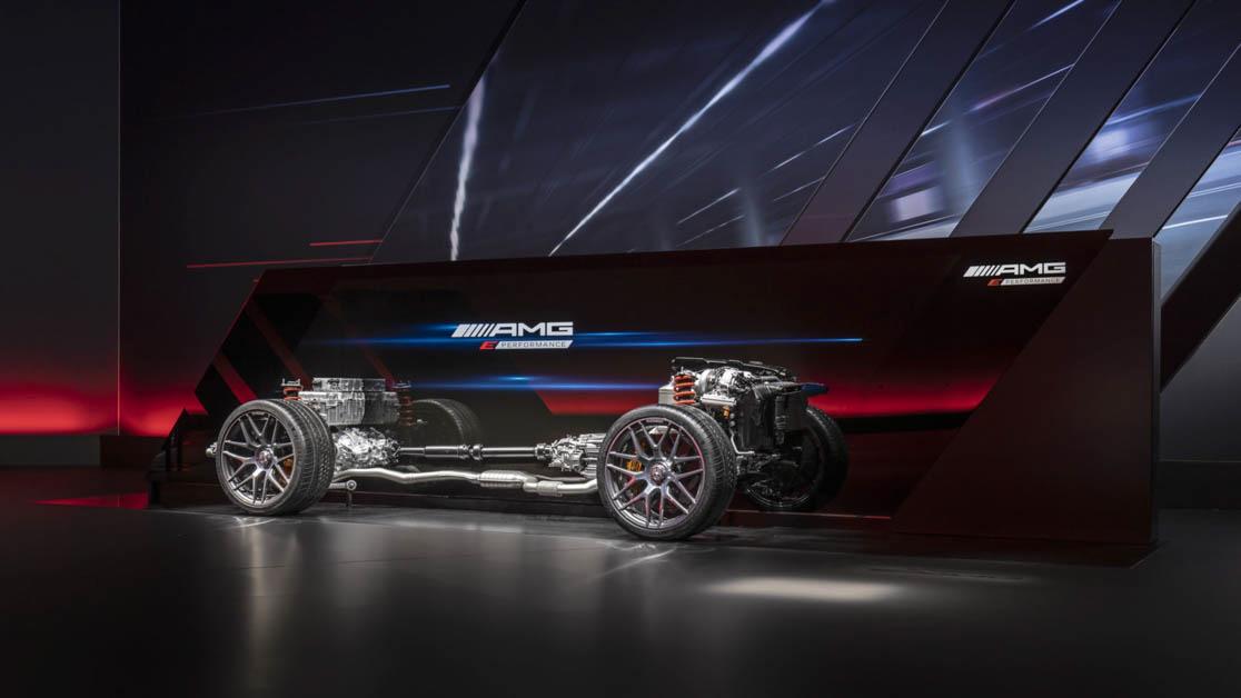2022 Mercedes-AMG C63