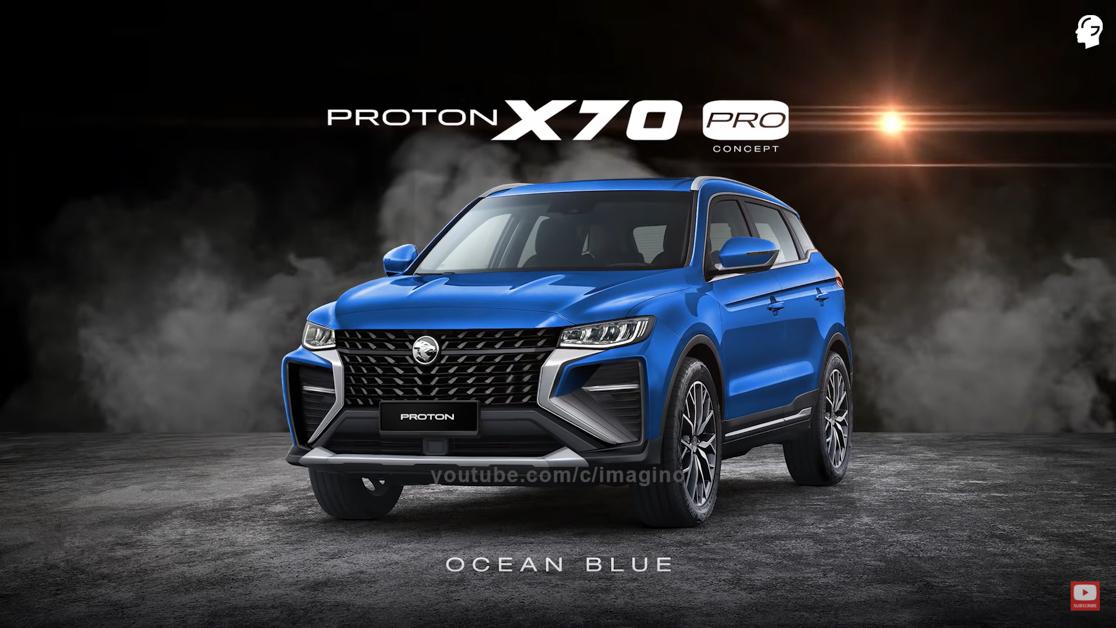 2022 Proton X70