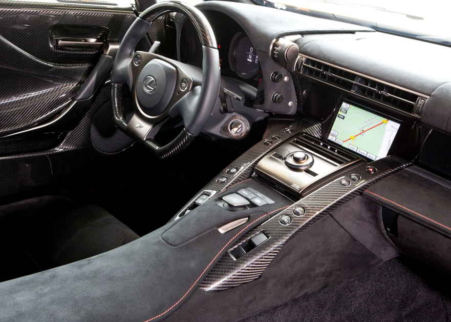 Lexus LFA V10 Nürburgring